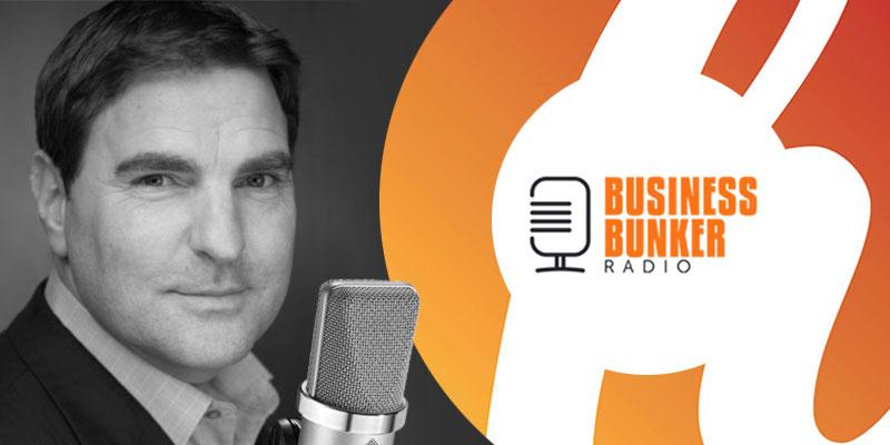 Steve Hemsley on Business Bunker Radio